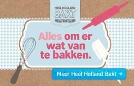 heel holland bakt AH