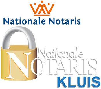 Nationale Notaris(kluis)